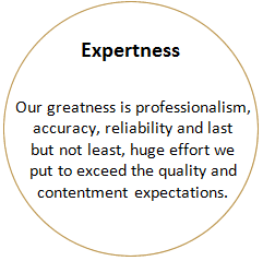 expertness